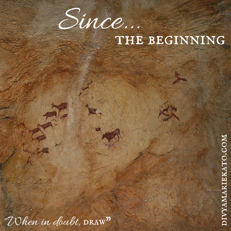 Since The Beginning - Cave Art
