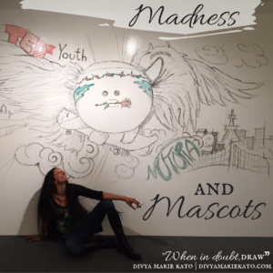 tedxyouth-chikyukun-madness-mascots-2016