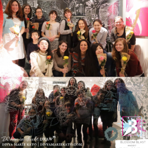 Blossom Blast Empowerment Workshop