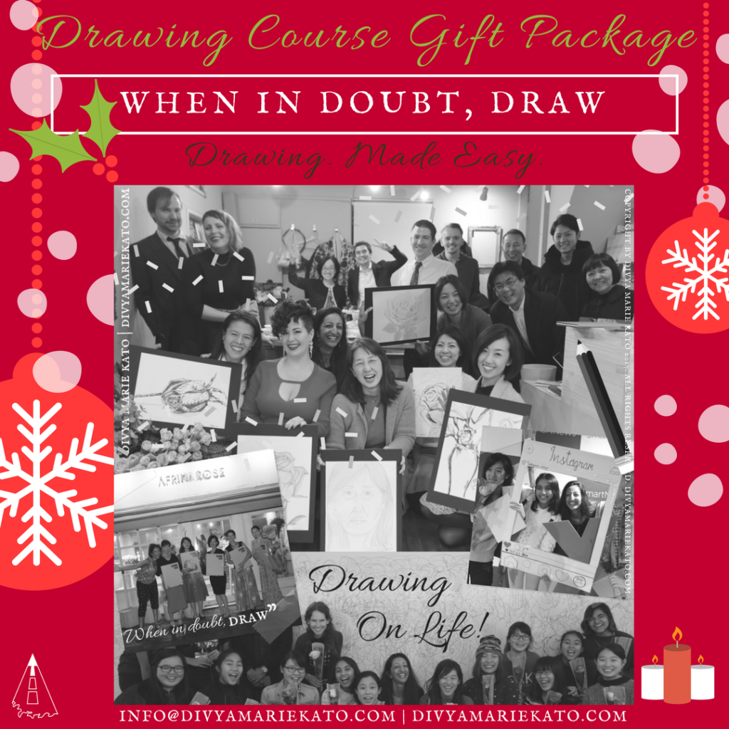 Drawing Course Gift Package