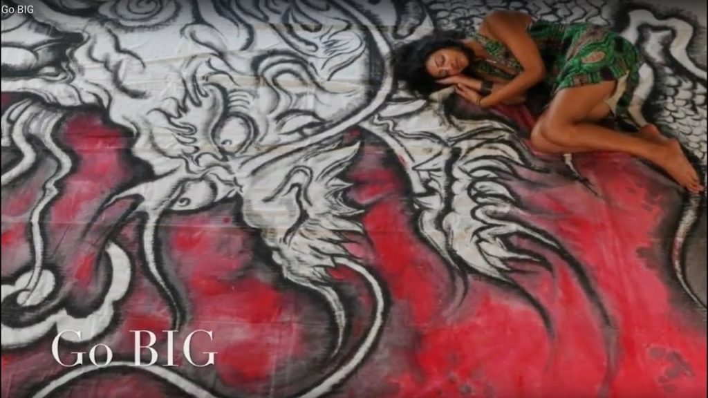 Divya Marie Kato, When In Doubt, Draw