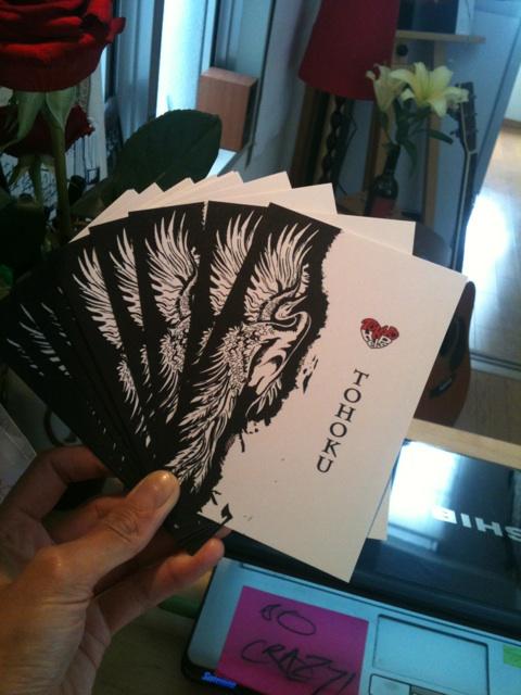 Tohoku Cards
