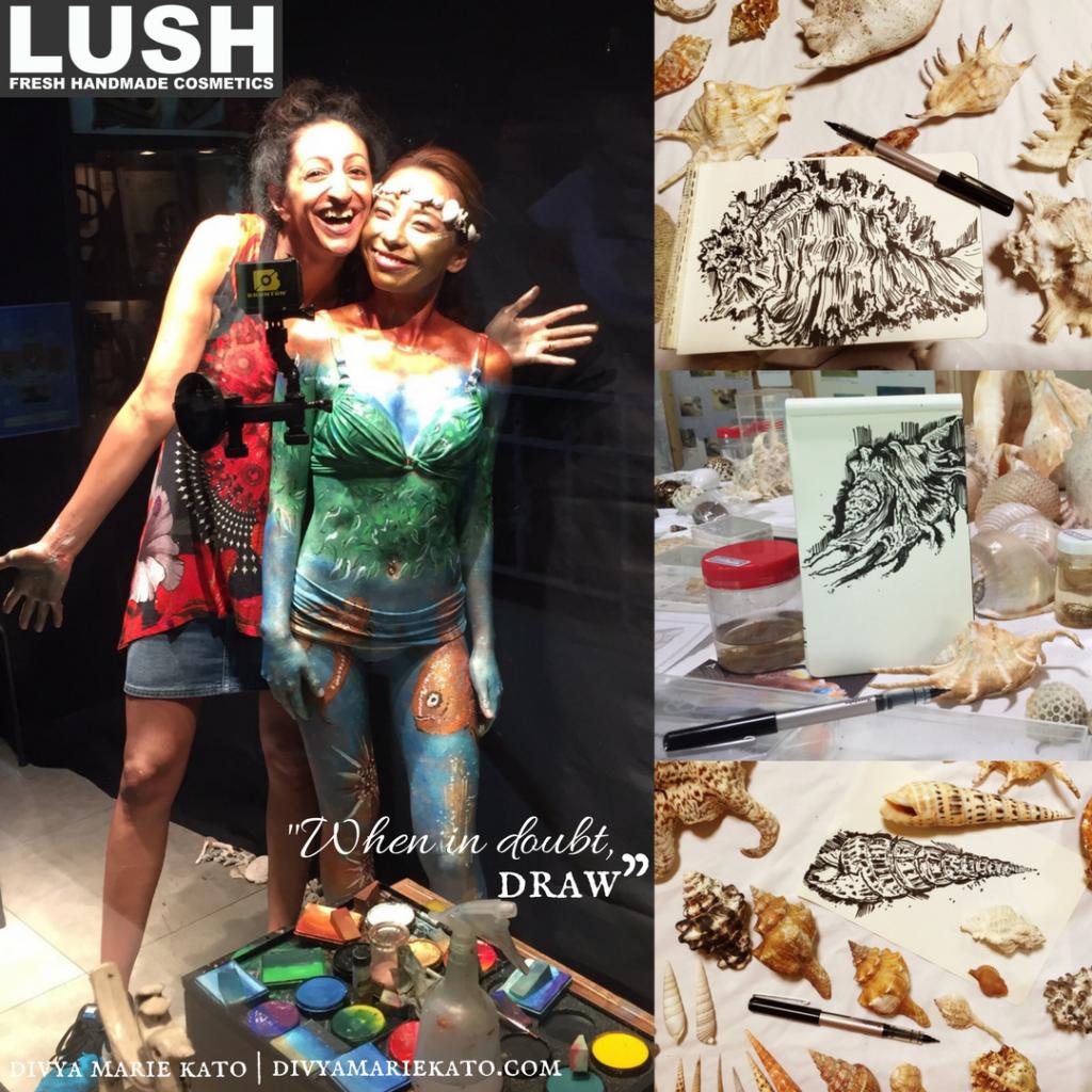 Lush Japan