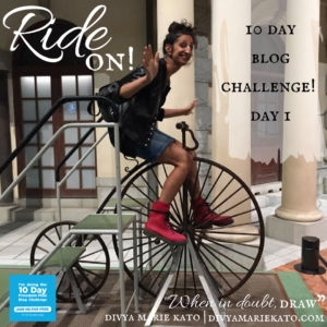 ride-on-with-10-day-blog-challenge-logo