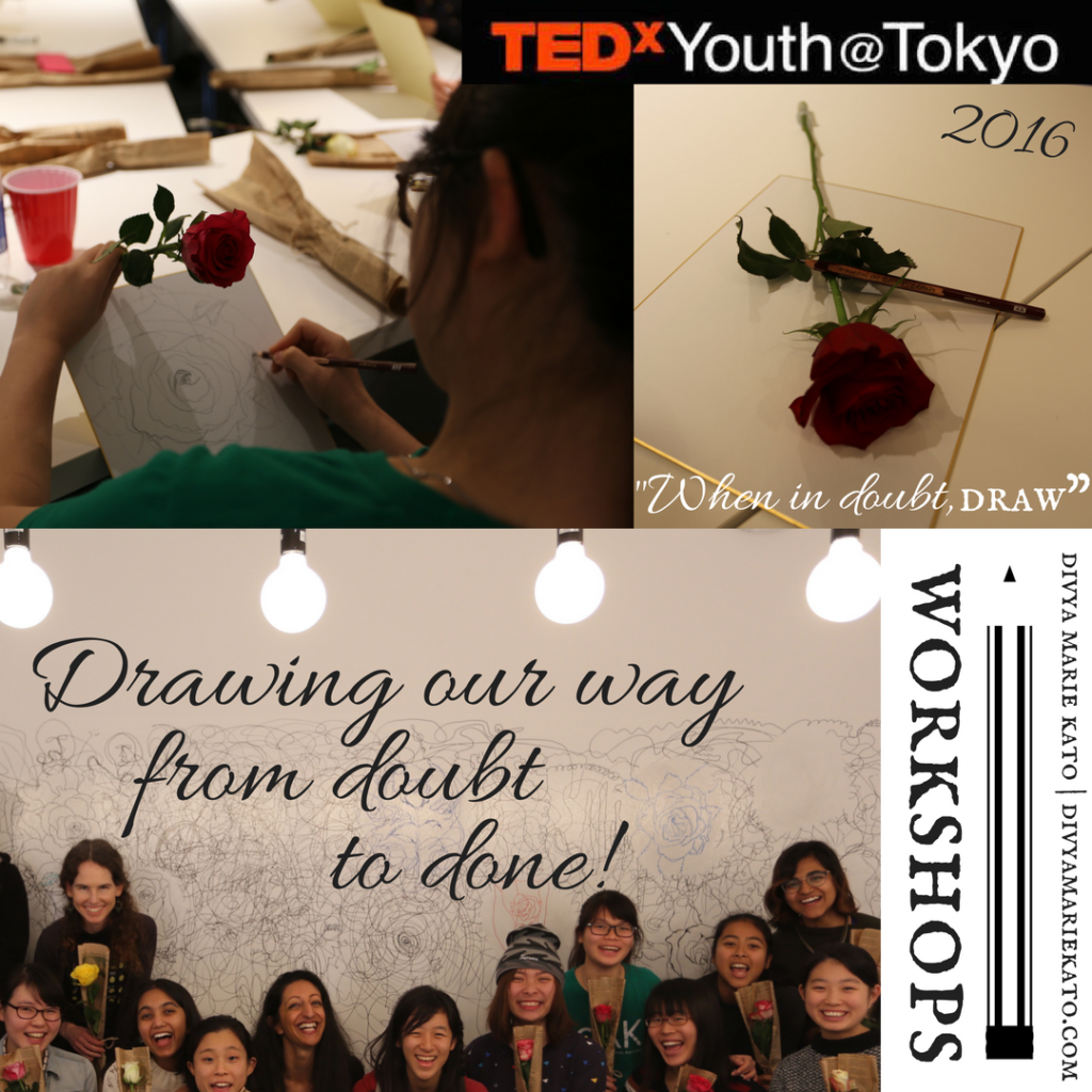 Drawing Workshop TED x