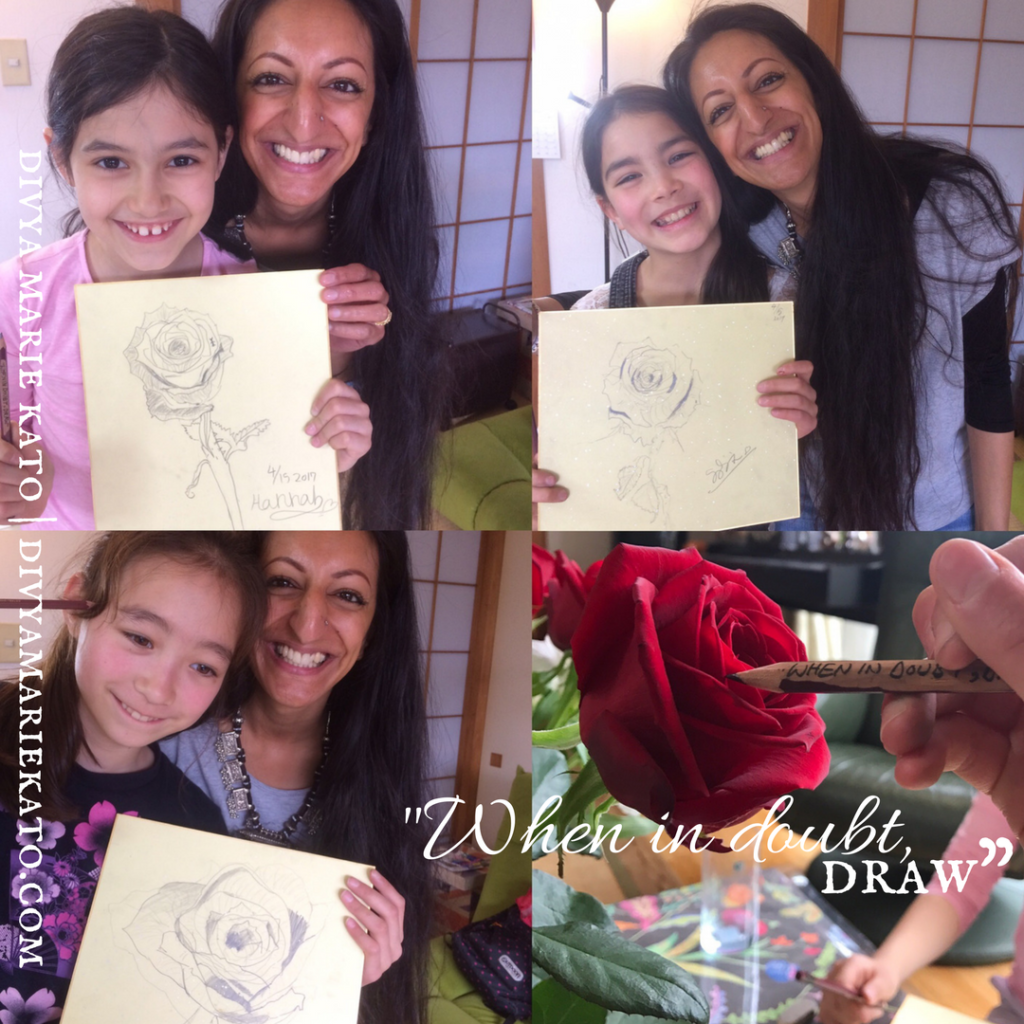 Drawing Workshops With Divya