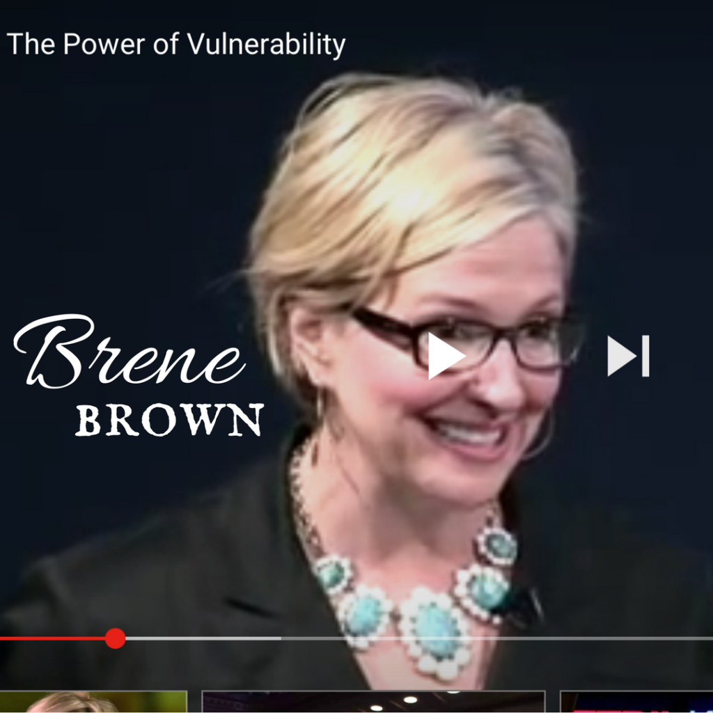 Brene Brown at the RSA