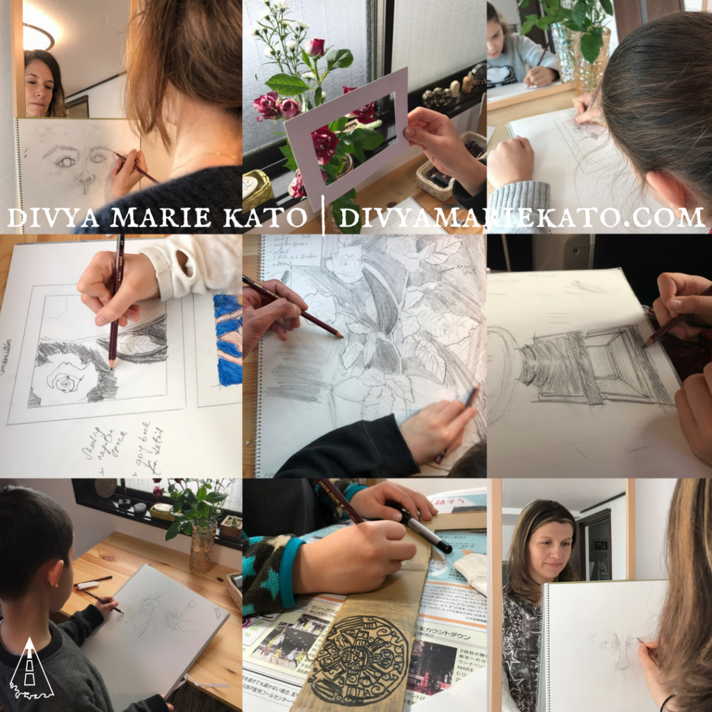 Atelier Warming: Thanks To The First Students Of 2018!