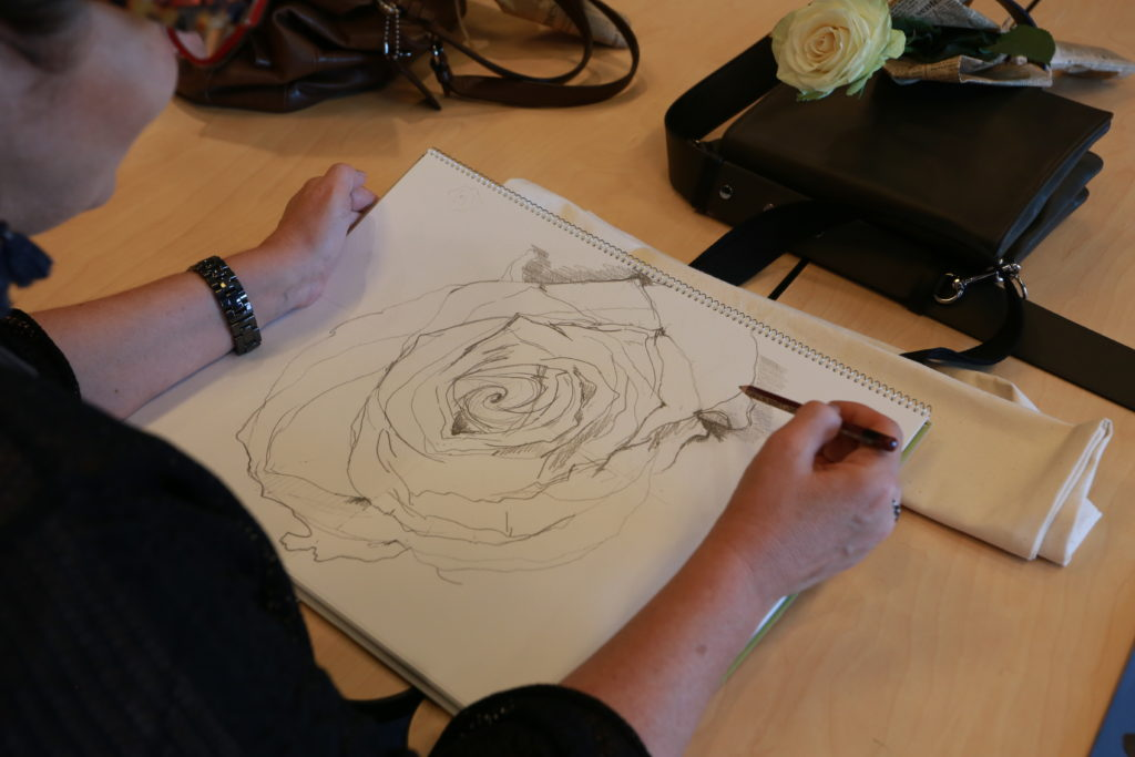 Divya Marie Kato - When In Doubt, Draw - Getting The World