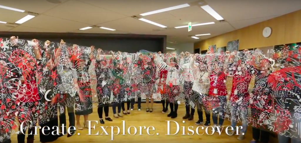 Create. Explore. Discover. Adobe Japan