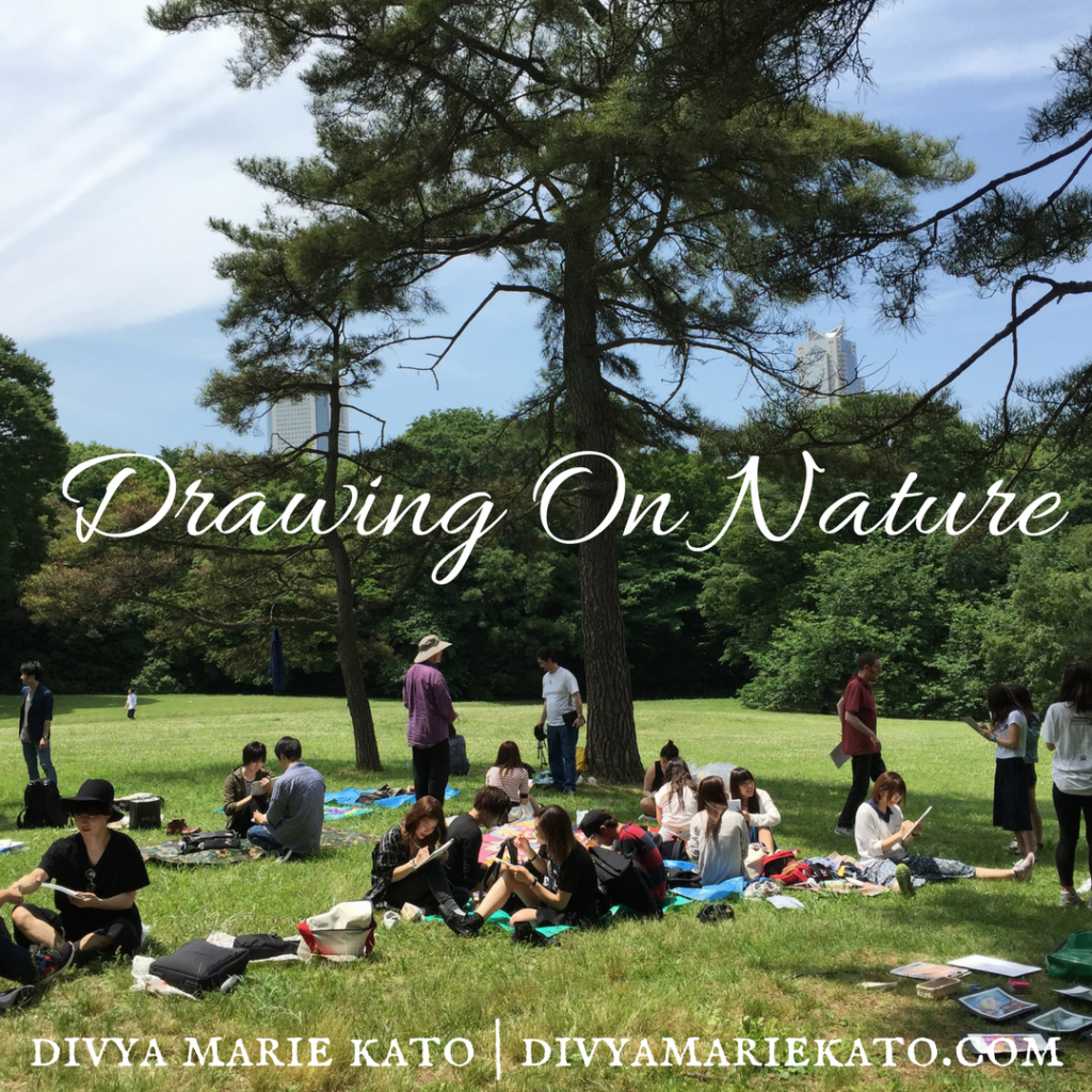 Sundai Outdoor Drawing Workshop