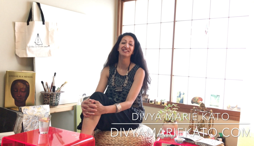 Divya Marie Kato Live