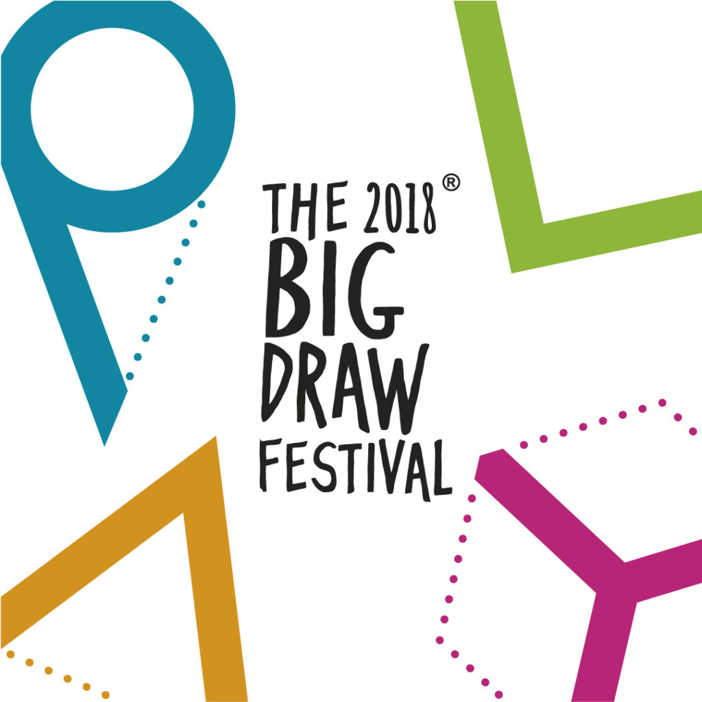 The Big Draw 2018