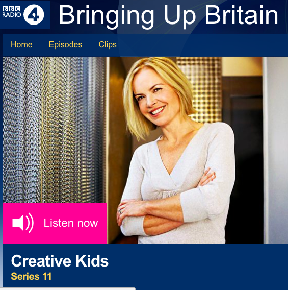 BBC R4 Bringing Up Britain