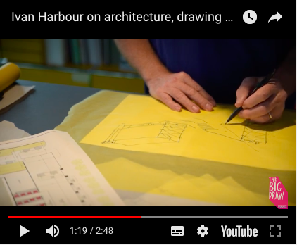 Ivan Harbour Big Draw Patron
