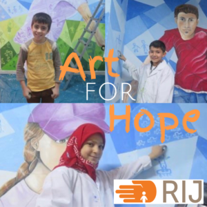 Art For Hope Workshop: World Refugee Day 2019