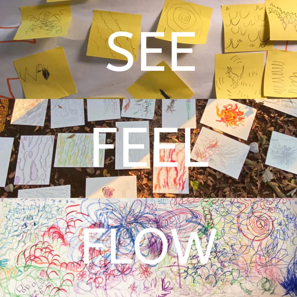 See Feel Flow